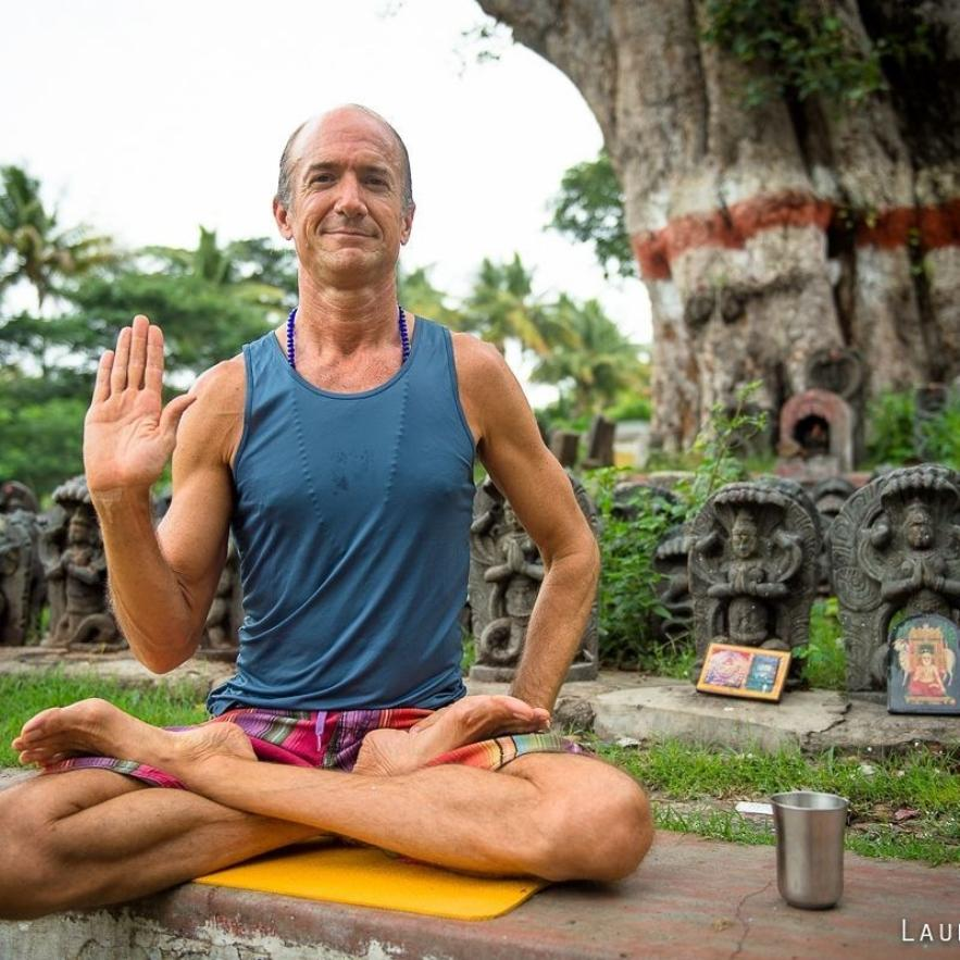 Ashtanga & Baptiste Yoga Retreat in Bali by Clayton Horton & Tryphena Chia