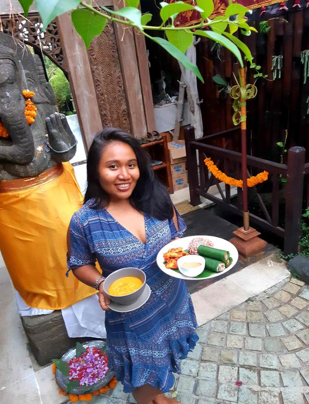 Devi Detox Retreat Manager Bali
