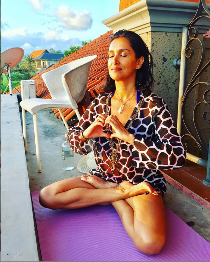 Ladan Soltani Yoga Meditation Retreat in Bali - Villa Gaia