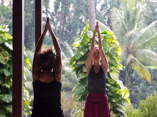 Bali Yoga Retreat Venue